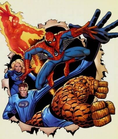 Fantastic Five (Earth-772)
