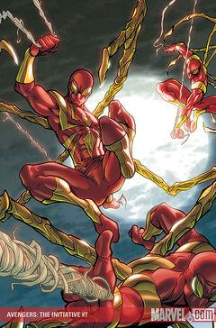 Avengers The Initiative Vol 1 7 Textless.jpg