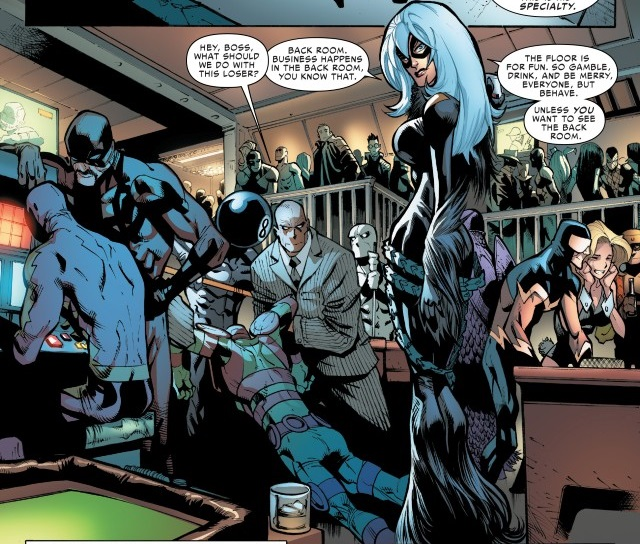 Black Cat's Gang (Earth-616)