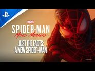 Marvel's Spider-Man- Miles Morales - Just the Facts- A New Spider-Man