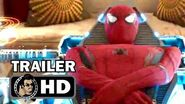 "SPIDER-MAN HOMECOMING Official ""New Suit"" Trailer (2017) Tom Holland Marvel Movie HD"