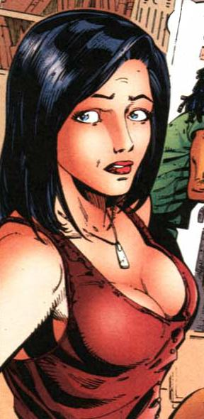 Jill Stacy (Earth-616)