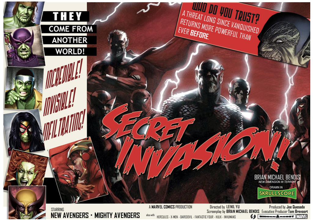 Secret Invasion (Event)