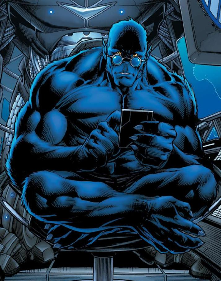 Henry McCoy (Earth-616)