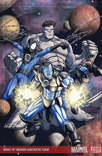 New Fantastic Four (Earth-90266)