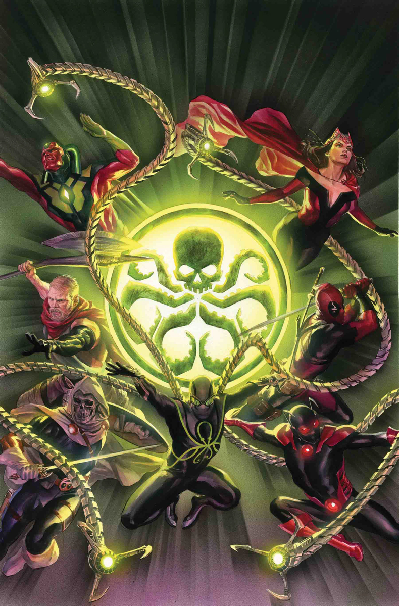 Avengers (HYDRA) (Earth-616)