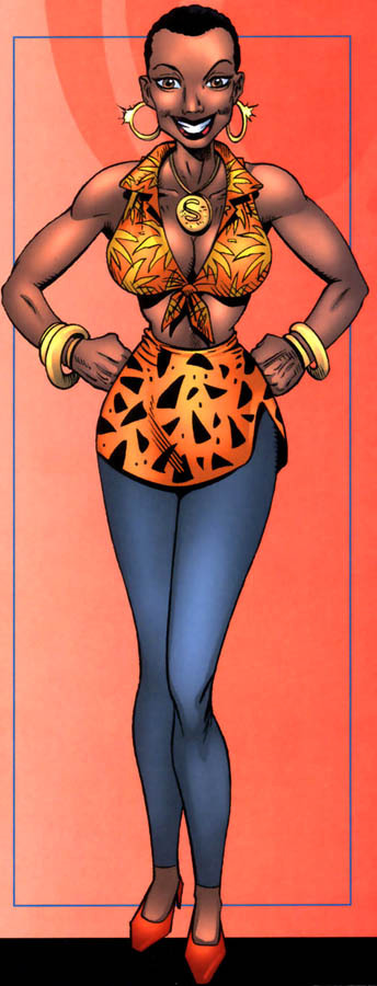 Gloria Grant (Earth-616)