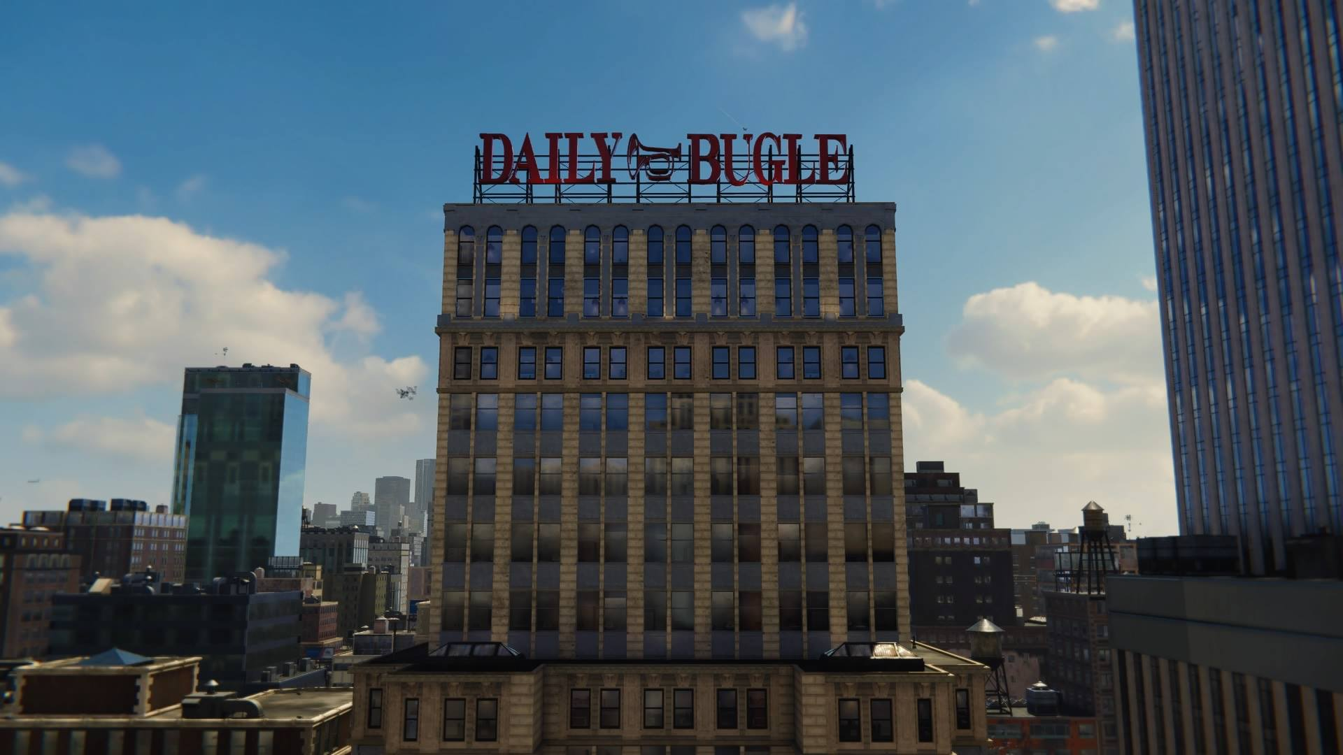 Daily Bugle (The DB!) (Earth-1048)