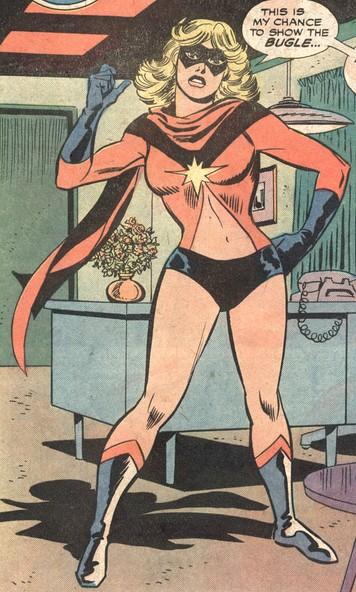 Carol Danvers (Earth-57780)