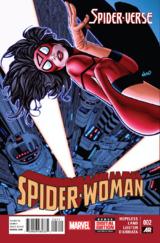 Spider-Woman Vol 5 2