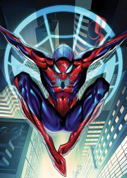 Amazing Spider-Man Vol. 4 -1 Campbell Variant textless.png