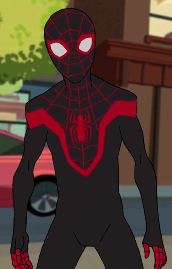 Miles Morales (Earth-17628)
