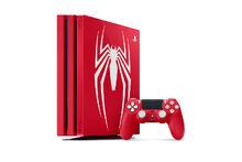 Consola PS4 Pro Spider-Man