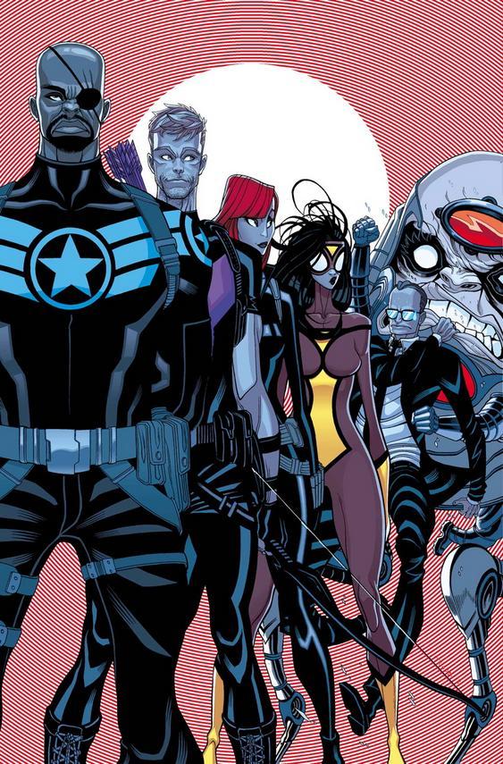 Secret Avengers (S.H.I.E.L.D.) (Earth-616)