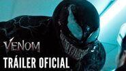 VENOM. Tráiler Oficial 2 HD en español. En cines 5 de octubre.