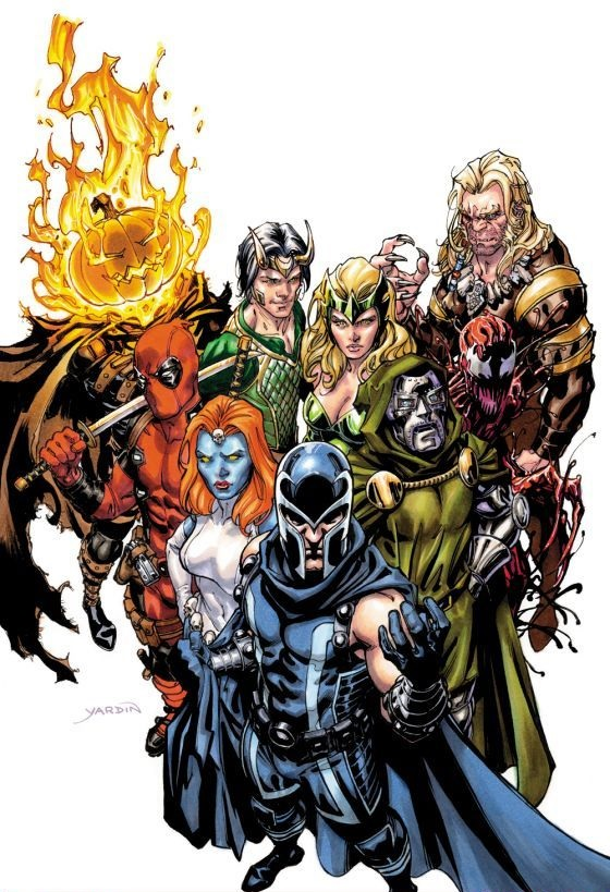 Astonishing Avengers (Earth-616)