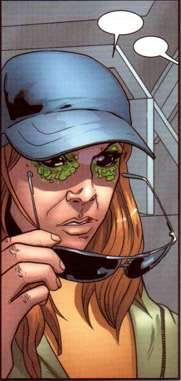 Carlie Cooper (Earth-616)