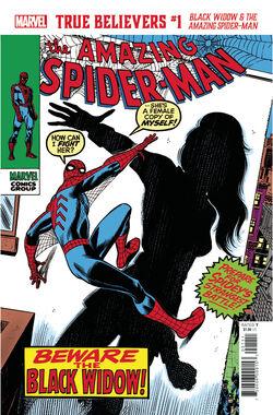 True Believers Black Widow & the Amazing Spider-Man Vol. 1 -1.jpg