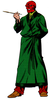 Albert Malik (Earth-616)