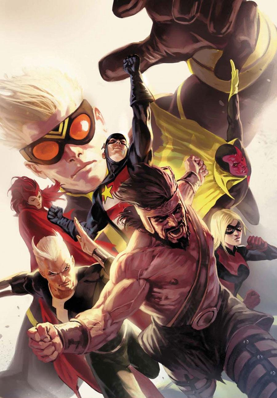 Mighty Avengers (Earth-616)