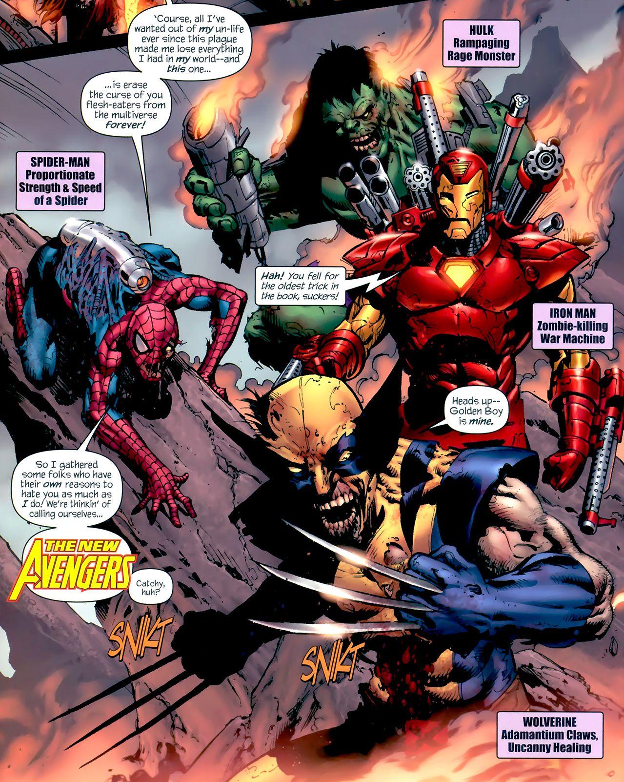 New Avengers (Earth-91126)