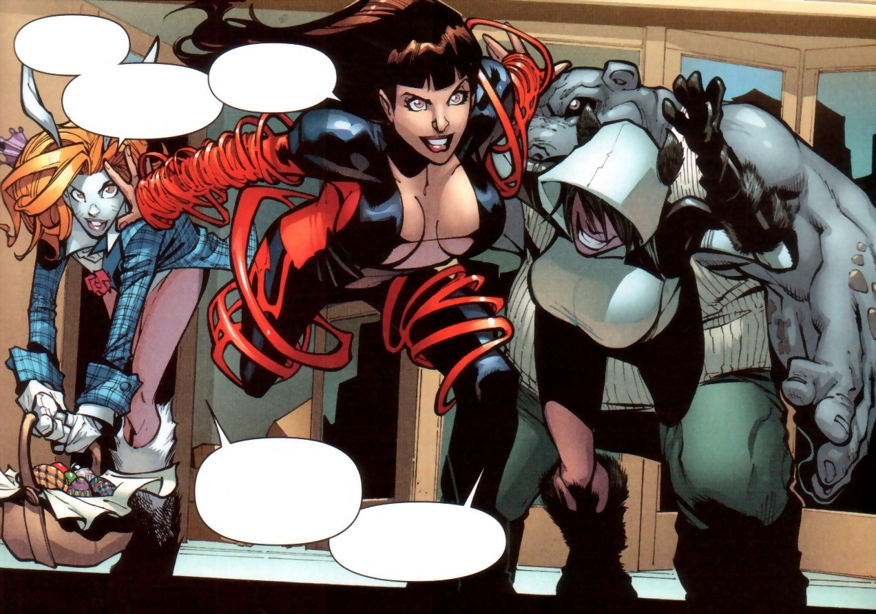 Menagerie (Earth-616)