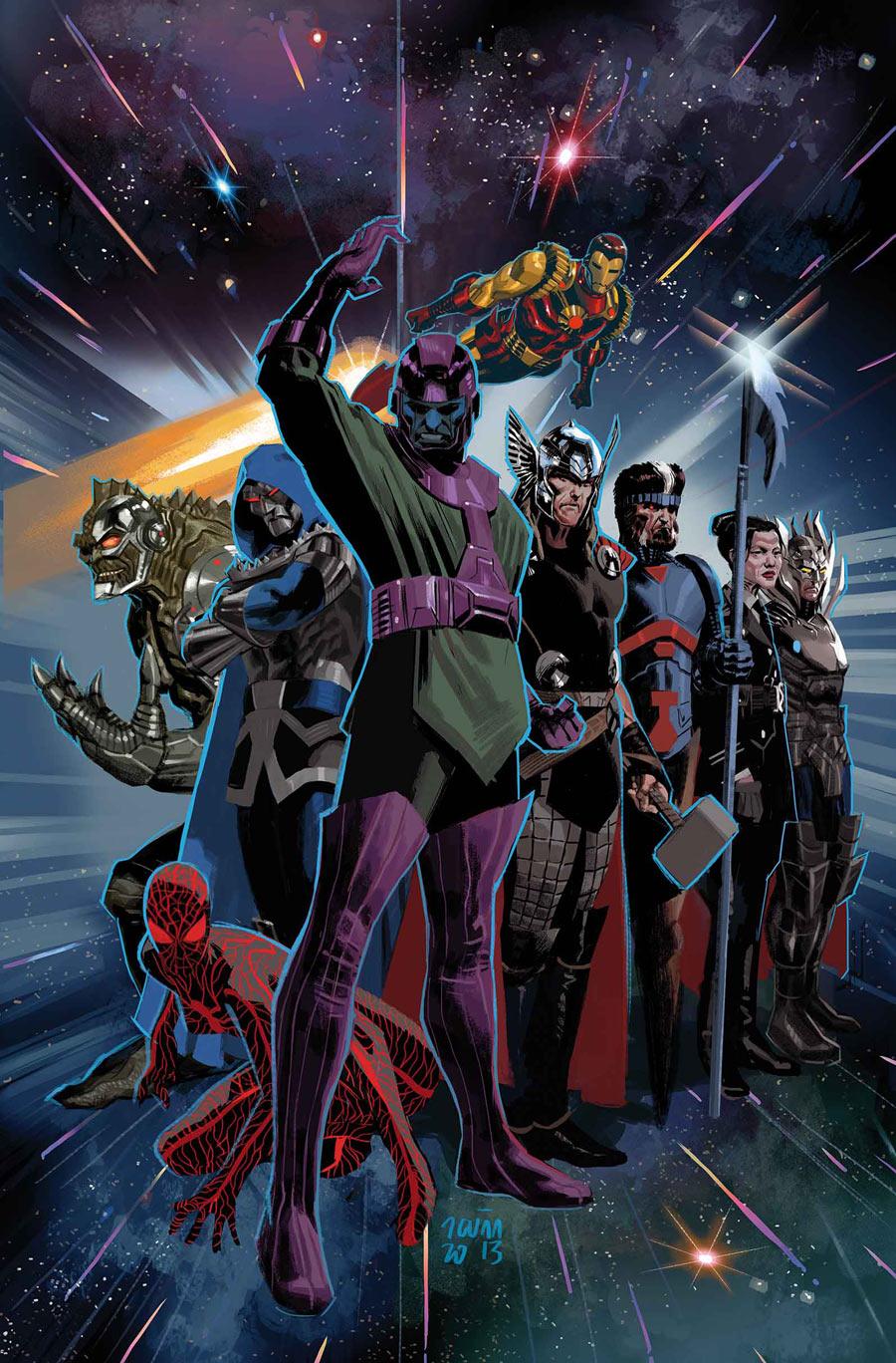 Chrono Corps (Multiverse)