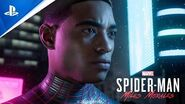 Marvel's Spider-Man Miles Morales - Announcement Trailer PS5