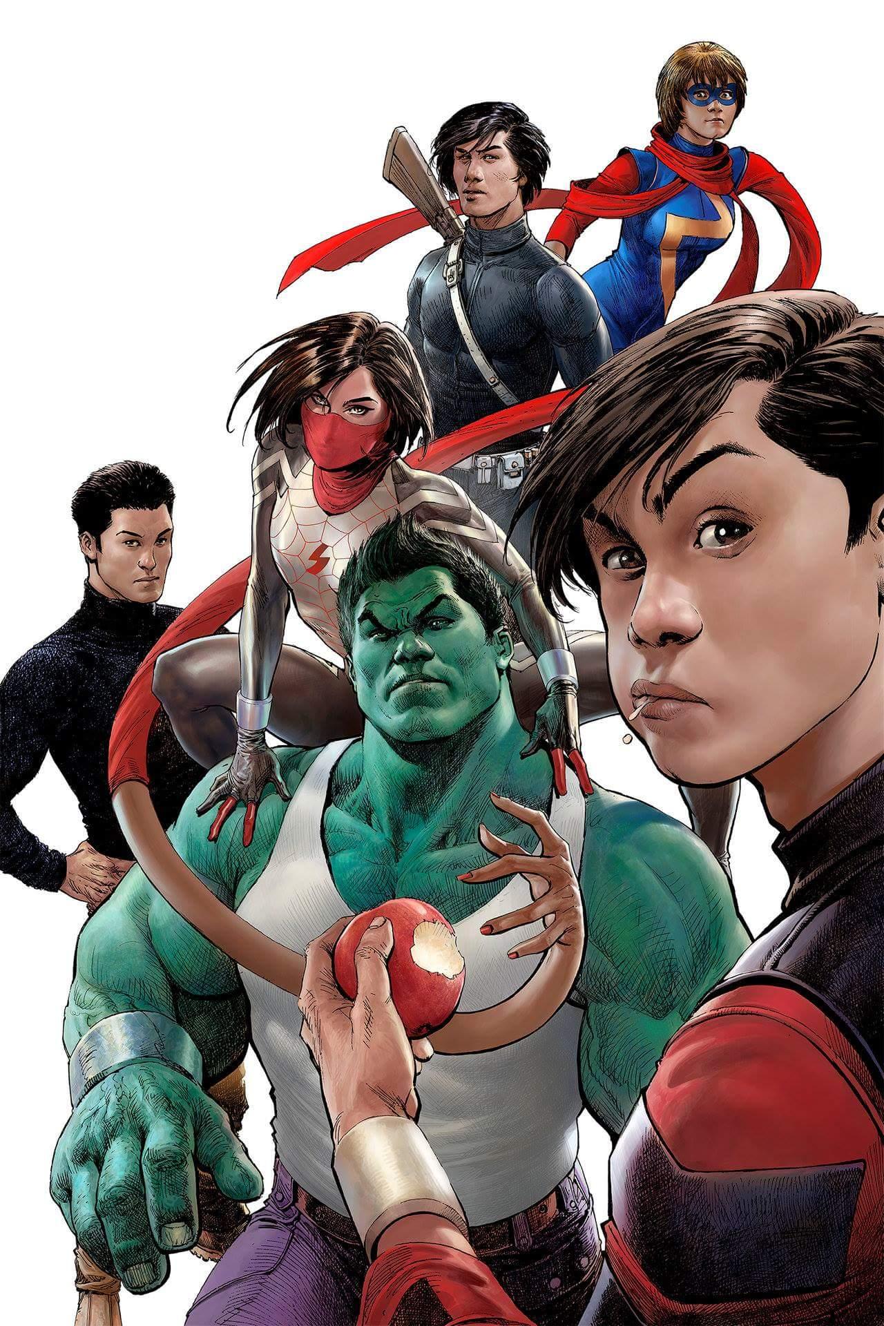Protectors (Earth-616)