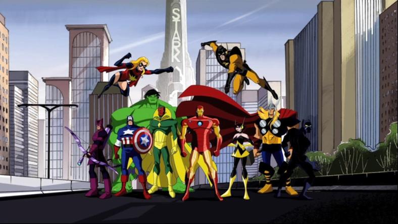 Avengers (Earth-8096)