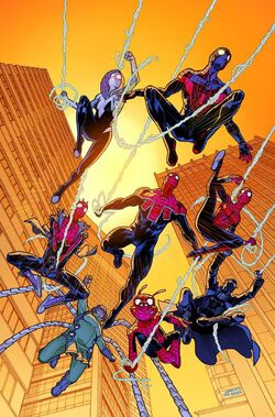 Spider-Geddon Vol 1 1 Garrón Variant Textless.jpg