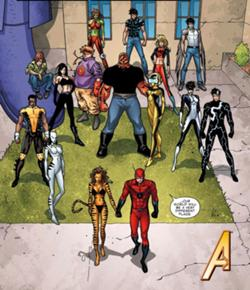 Avengers Academy (Earth-616)