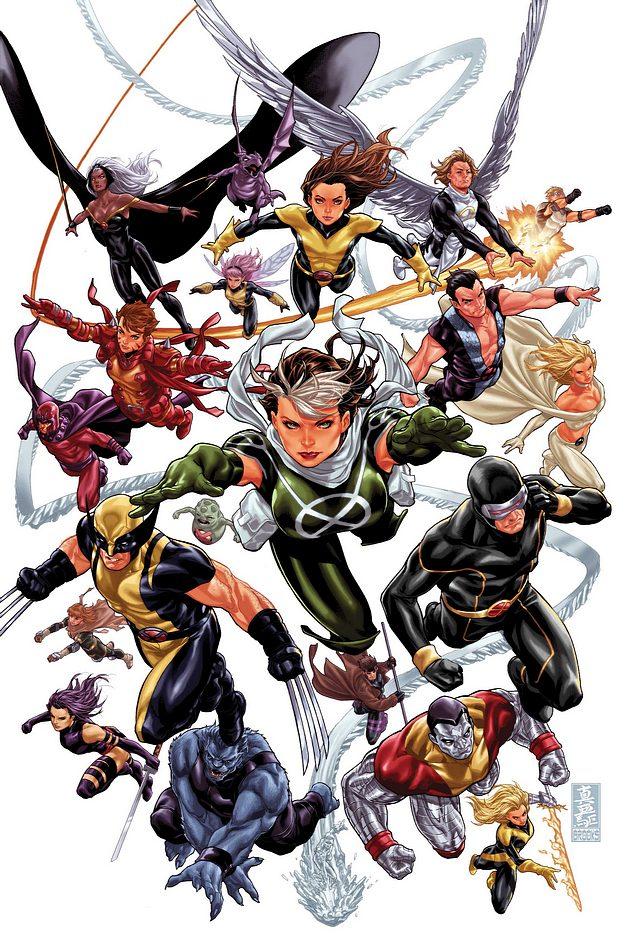 X-Men (Earth-616)