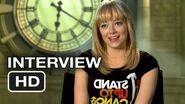 The Amazing Spider-Man Interview - Emma Stone (2012)