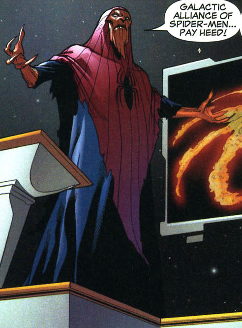 Father Spider (Earth-616)