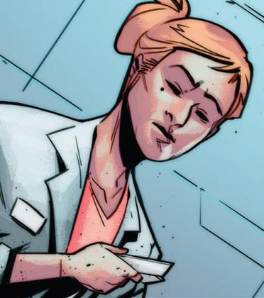 Carla Unger (Earth-616)
