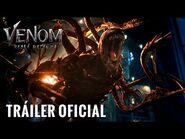 Venom- Habrá Matanza - Tráiler OFICIAL y Fecha de Lanzamiento en ESPAÑOL - Sony Pictures España