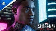 Marvel's Spider-Man Miles Morales Announcement Trailer PS5