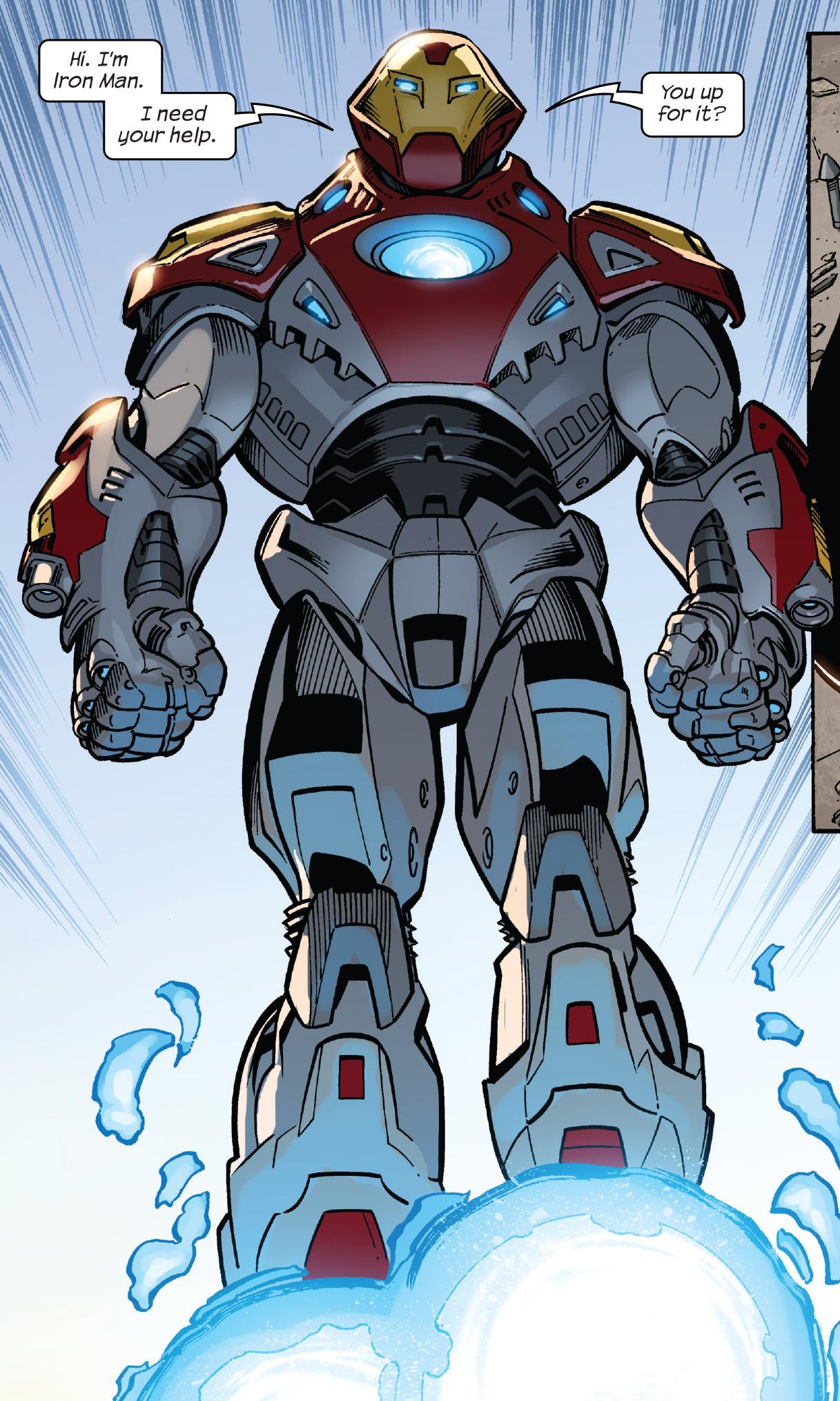 Antonio Stark (Ultimate) (Earth-61610)
