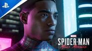 Marvel's Spider-Man- Miles Morales - Announcement Trailer - PS5