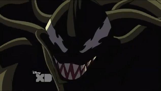 Gamma Venom (Symbiote) (Earth-12041)