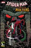 Spider-Man Curse of the Man-Thing Vol 1 1