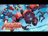 AVENGERS MECH STRIKE -1 Trailer - Marvel Comics