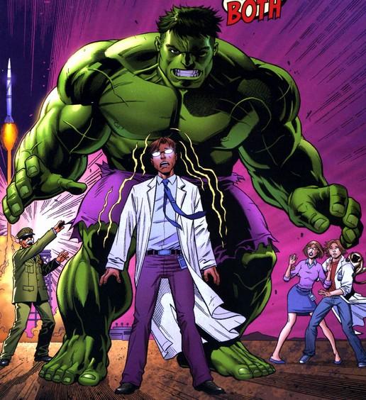 Bruce Banner (Earth-20051)