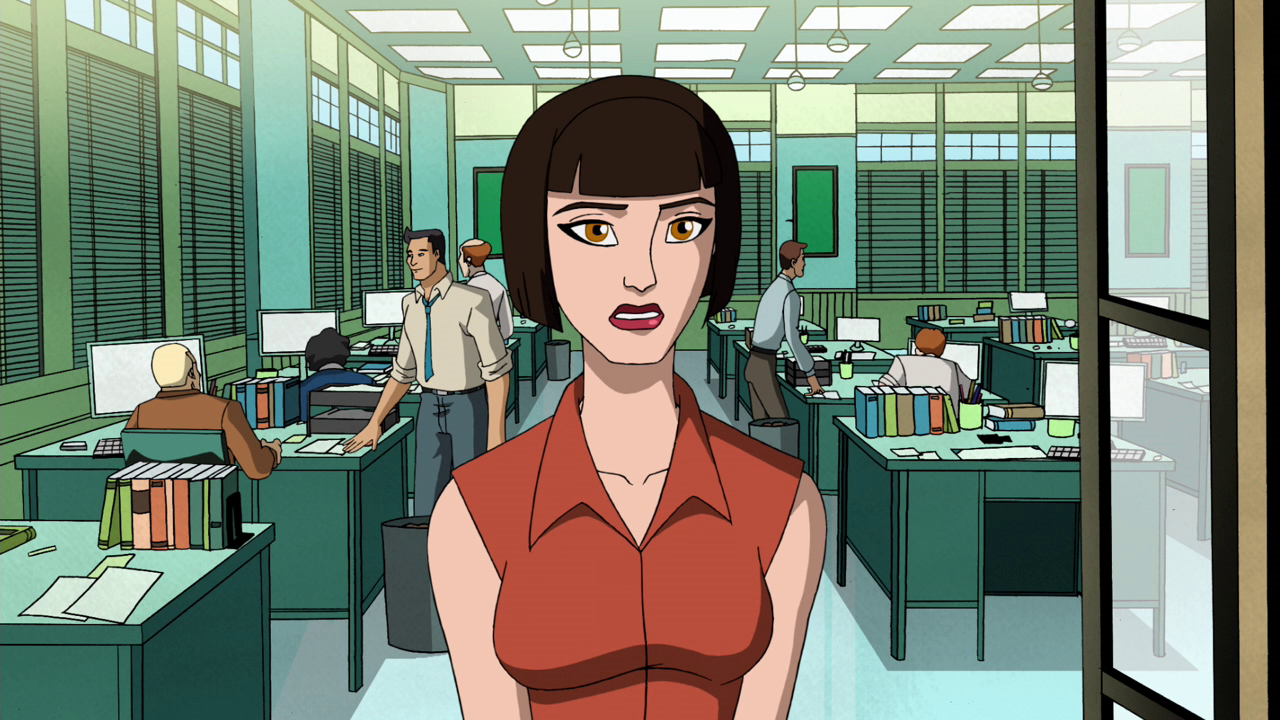 Elizabeth Brant (Earth-8096)