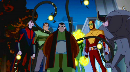 Sinister Six (Earth-26496)