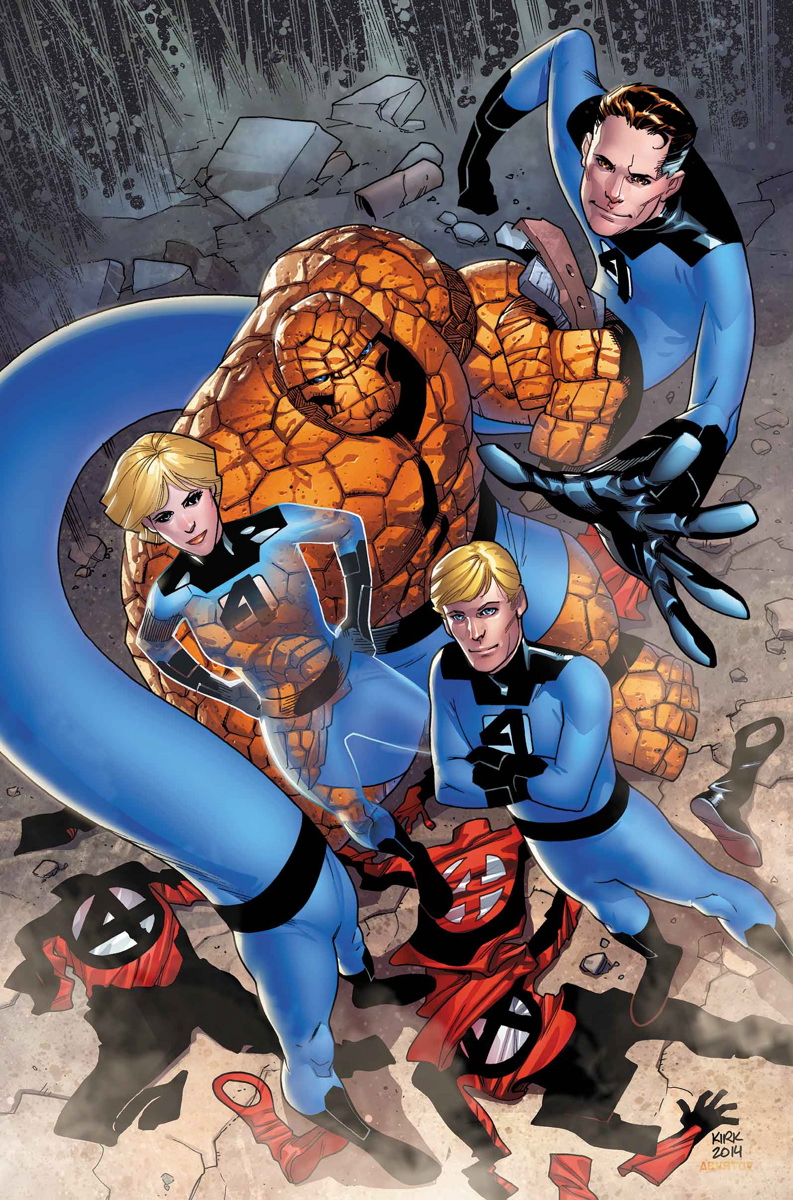 Fantastic Four (Earth-616)