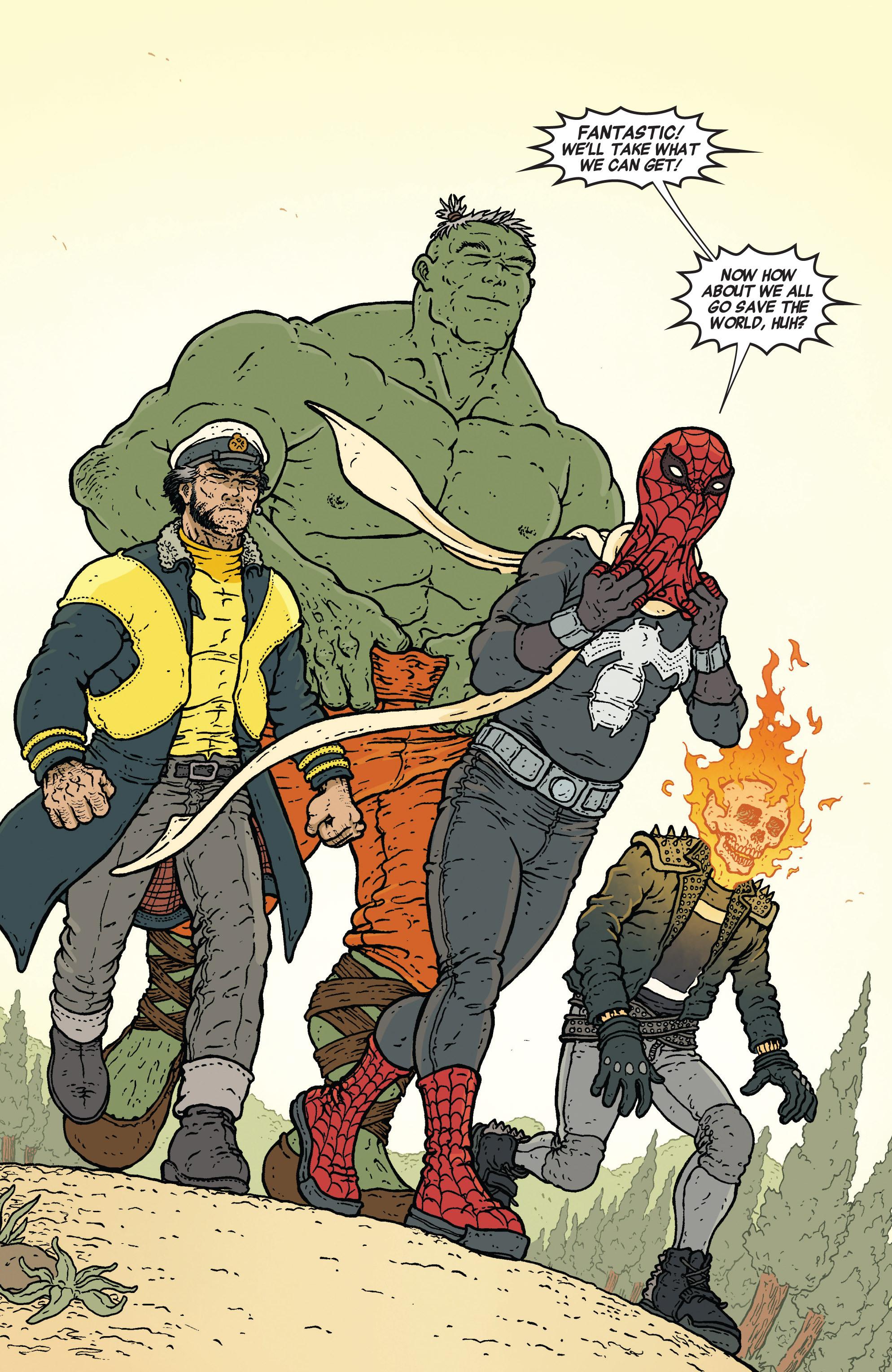 New Fantastic Four (Earth-TRN399)