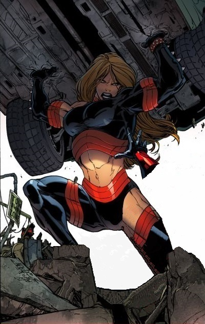 Angelina Brancale (Earth-616)