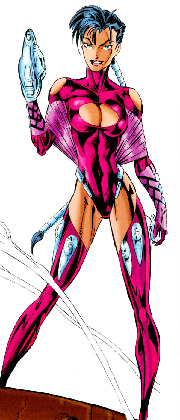 Delilah (Earth-616)
